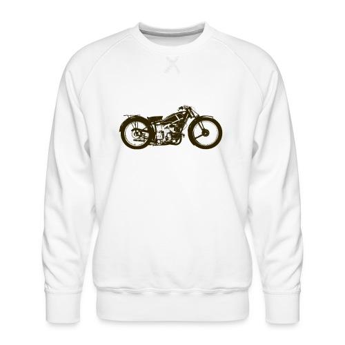 Classic Cafe Racer - Men's Premium Sweatshirt