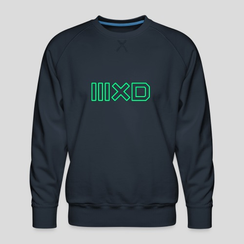 MXDMINTOUTLINE - Men's Premium Sweatshirt