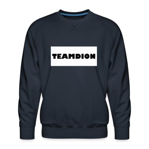 25258A83 2ACA 487A AC42 1946E7CDE8D2 - Men's Premium Sweatshirt