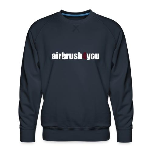 Airbrush - Männer Premium Pullover