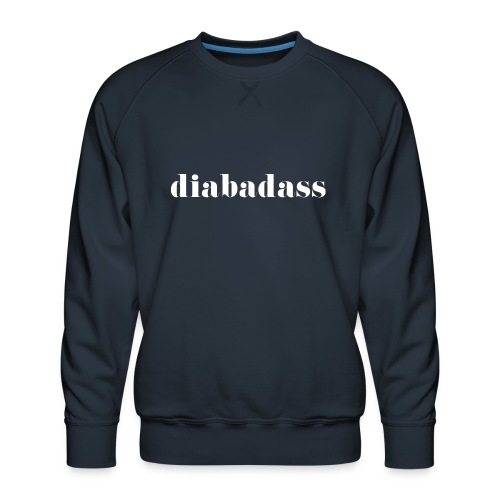 Diabadass - Sweat ras-du-cou Premium Homme