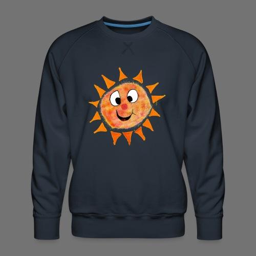 Sonne - Männer Premium Pullover