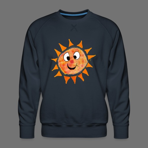 Sun - Men's Premium Sweatshirt