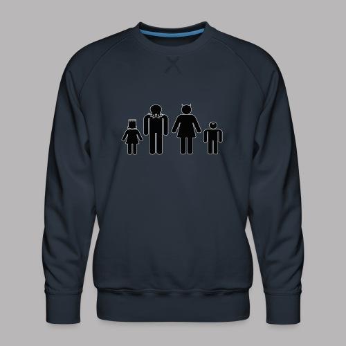 Freaky Family - Men's Premium Sweatshirt