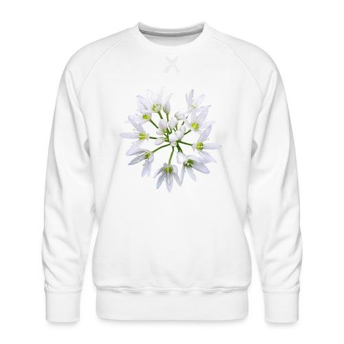 TIAN GREEN Garten - Bärlauch 2020 01 - Männer Premium Pullover