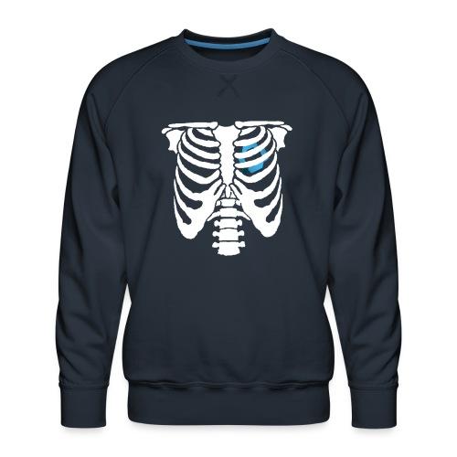 JR Heart - Men's Premium Sweatshirt
