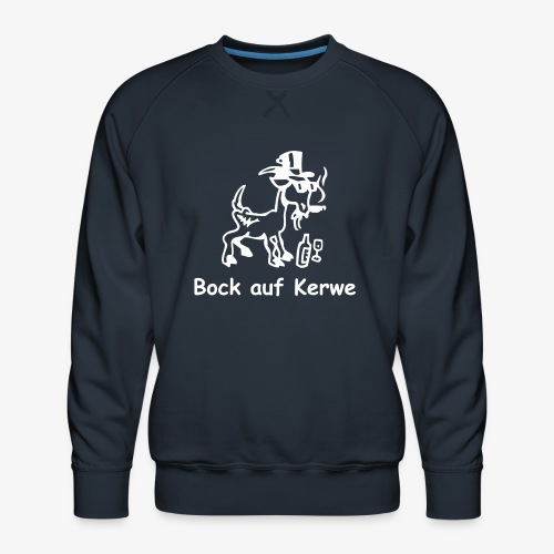 Bock auf Kerwe - Männer Premium Pullover