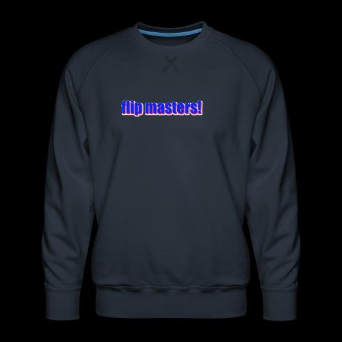 sappig - Mannen premium sweater