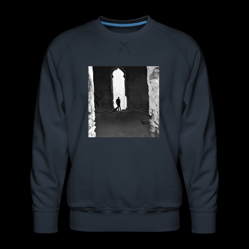 Misted Afterthought - Men's Premium Sweatshirt