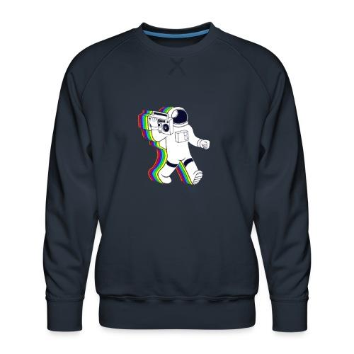 Astronaut - Männer Premium Pullover
