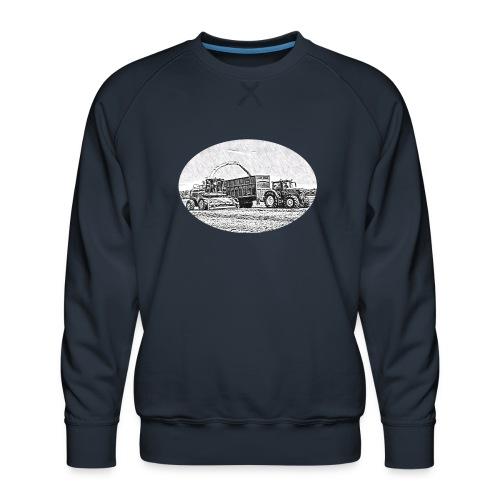 Sillageernte - Männer Premium Pullover