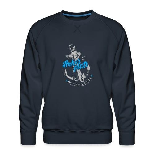 Ankerplatz - Männer Premium Pullover