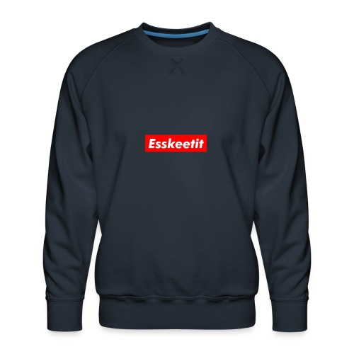 EWC ESKETIT MERCH - Men's Premium Sweatshirt