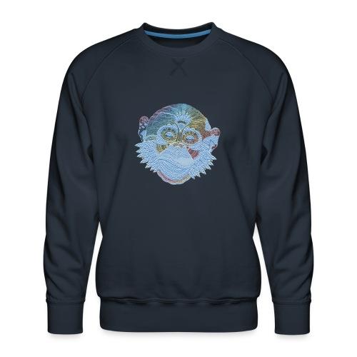 affe - Männer Premium Pullover
