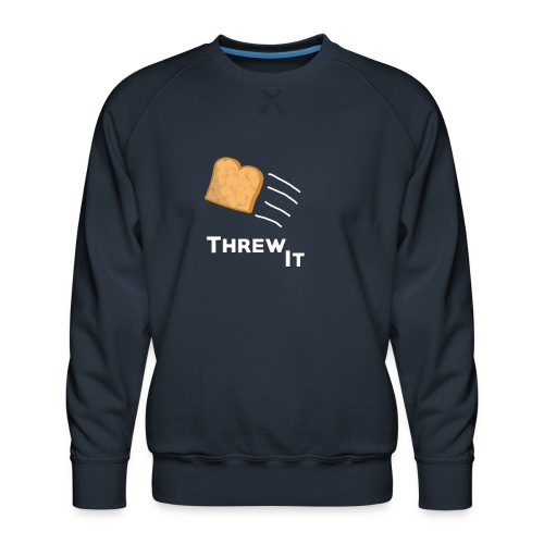 Toast - Männer Premium Pullover