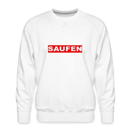 SAUFEN - Männer Premium Pullover
