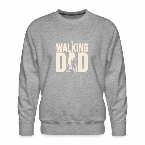 The walking Dad - Design für die besten Väter - Männer Premium Pullover