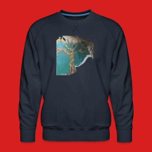 Figurenbaum - Männer Premium Pullover