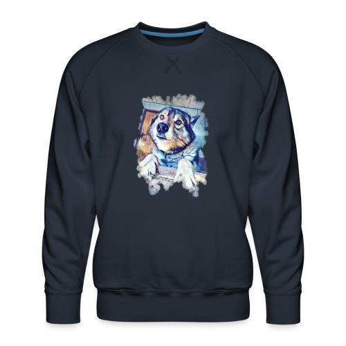 Rocky - Männer Premium Pullover