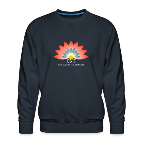 Support Renewable Energy with CNT to live green! - Men's Premium Sweatshirt