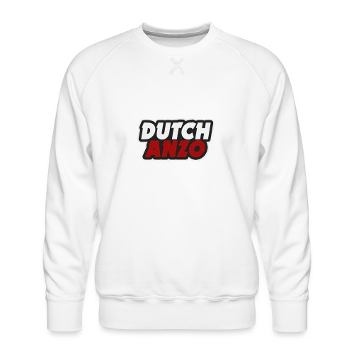 dutchanzo - Mannen premium sweater