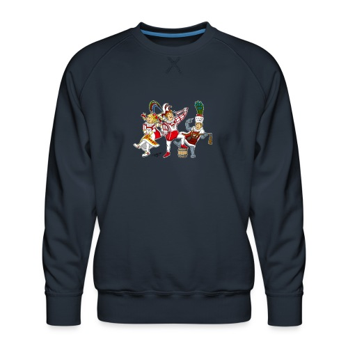 Köln Dreigestirn - Männer Premium Pullover