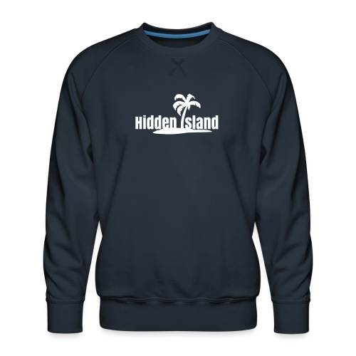 Hidden Island - Männer Premium Pullover