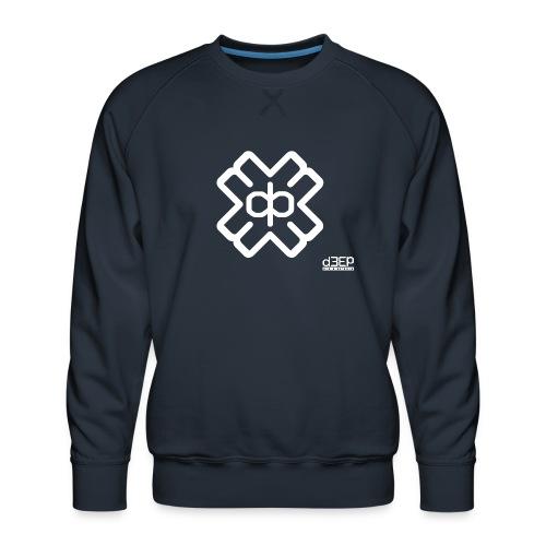 July D3EP Blue Tee - Men's Premium Sweatshirt