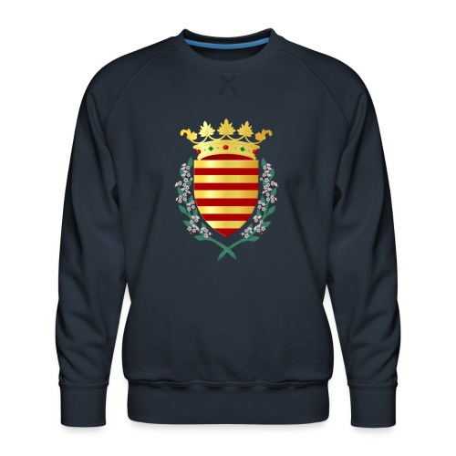 Wapenschild Borgloon - Mannen premium sweater