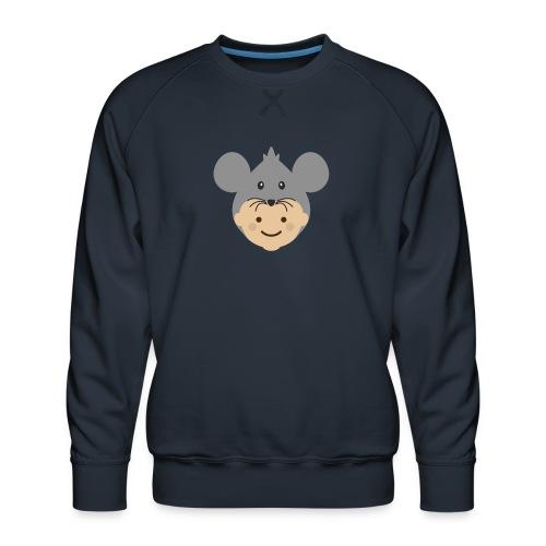 Mr Mousey   Ibbleobble - Men's Premium Sweatshirt