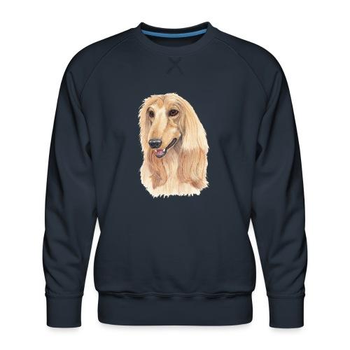 afghanskMynde- A - Herre premium sweatshirt