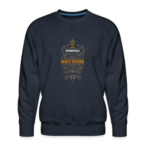 Springfield Moe's Tavern - Bluza męska Premium