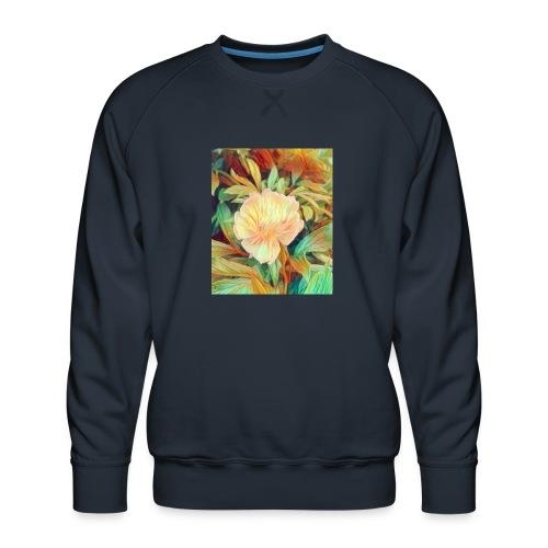 Flower - Männer Premium Pullover