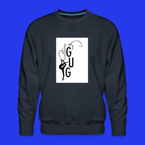 GUG Logo - Männer Premium Pullover
