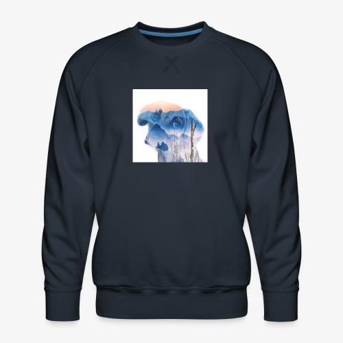 Süsser Hund - Männer Premium Pullover