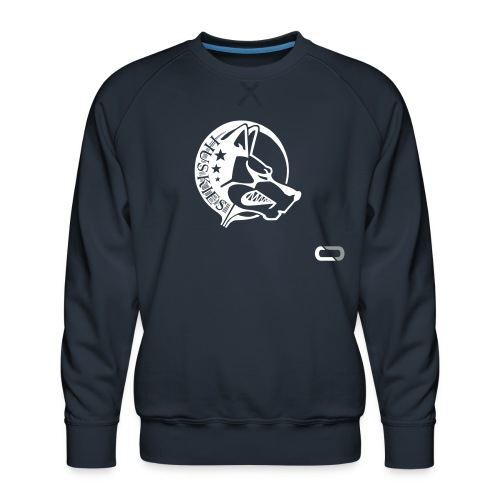 CORED Emblem - Men's Premium Sweatshirt