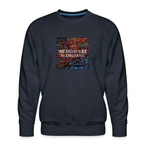 Manic Panic - Design 1 - Men's Premium Sweatshirt
