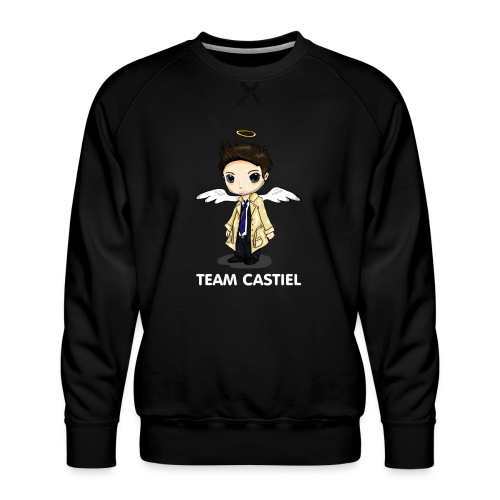 Team Castiel (dark) - Men's Premium Sweatshirt