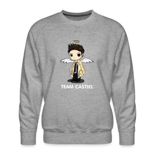 Team Castiel (dark) - Men's Premium Sweatshirt