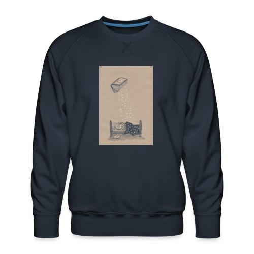201412 affiche Spreadshirt 13 - Sweat ras-du-cou Premium Homme