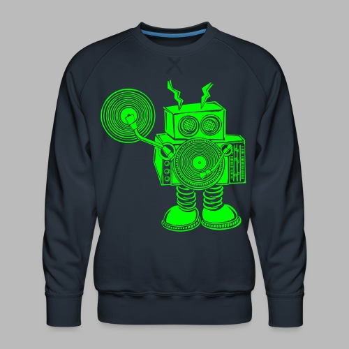 Hey Mr DJ ✴CUSTOMISABLE DESIGN✴ - Men's Premium Sweatshirt