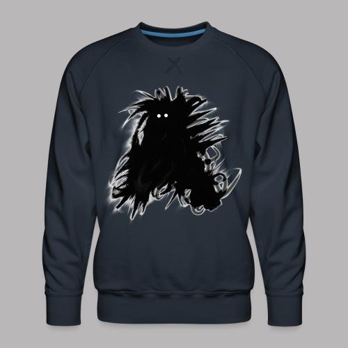 Alan at Attention - Men's Premium Sweatshirt