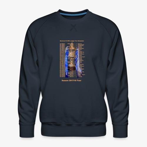 Montrose League Cup Tour - Men's Premium Sweatshirt