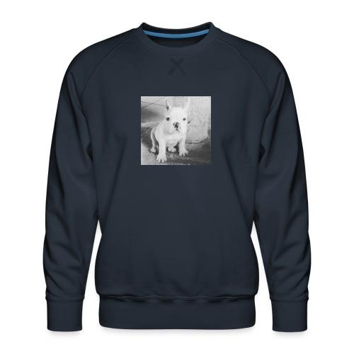 Billy Puppy - Mannen premium sweater