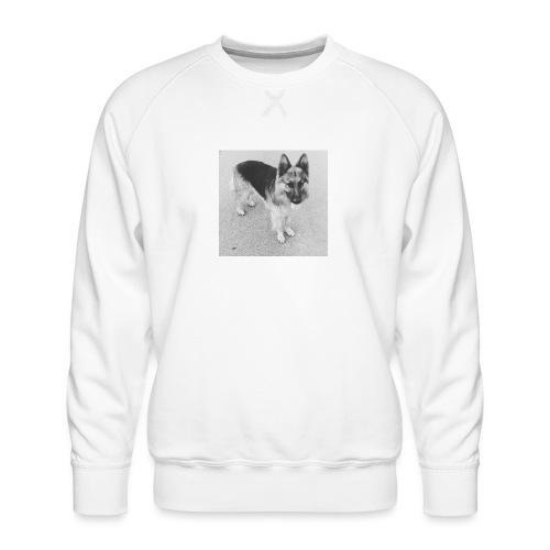 Ready, set, go - Mannen premium sweater