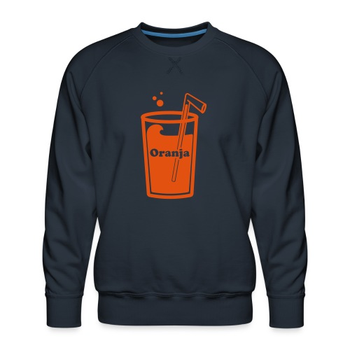 Oranja - Mannen premium sweater