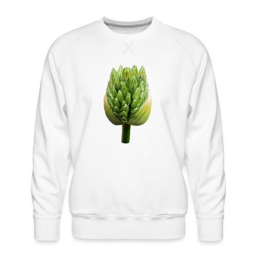 TIAN GREEN Garten - Lauchblütenknospe 2020 01 - Männer Premium Pullover