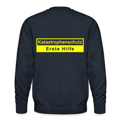 Katastrophenschutz & Erste Hilfe - Männer Premium Pullover