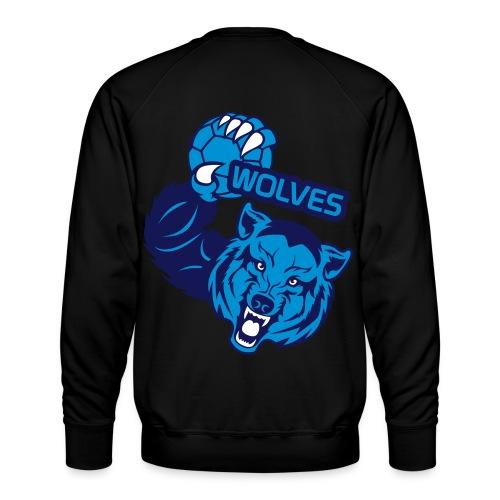 Wolves Handball - Sweat ras-du-cou Premium Homme