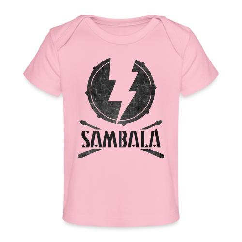 Batucada Sambala - Camiseta orgánica para bebé